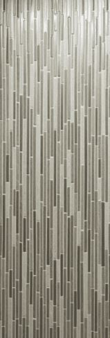 Matt Grey Decor Wall Tile 1009-32