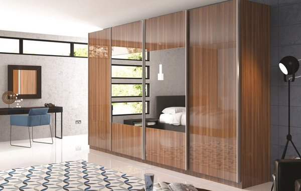 Stylish Fitted Wardrobes 1014 -03