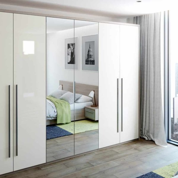 Modern Fitted Wardrobes 1014 -04