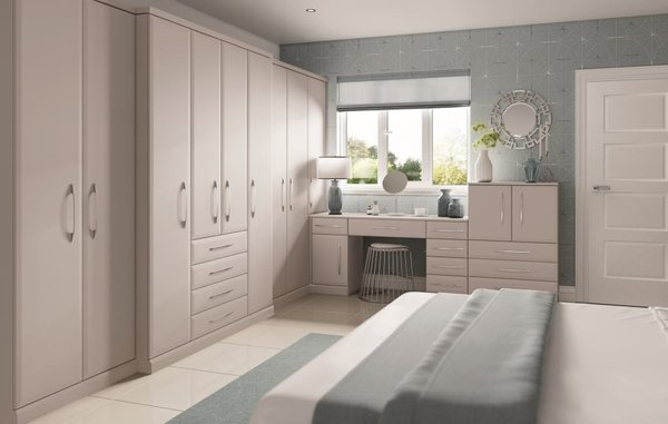 Budget Range Fitted Wardrobes 1014 -06