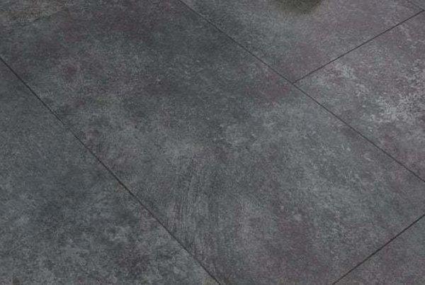 Elegant American 8mm Black Slate, Black Slate Waterproof Laminate Flooring
