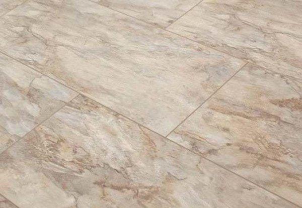 Elegant Spanish 8mm Marble Stone Tile, Stone Tile Effect Laminate Flooring