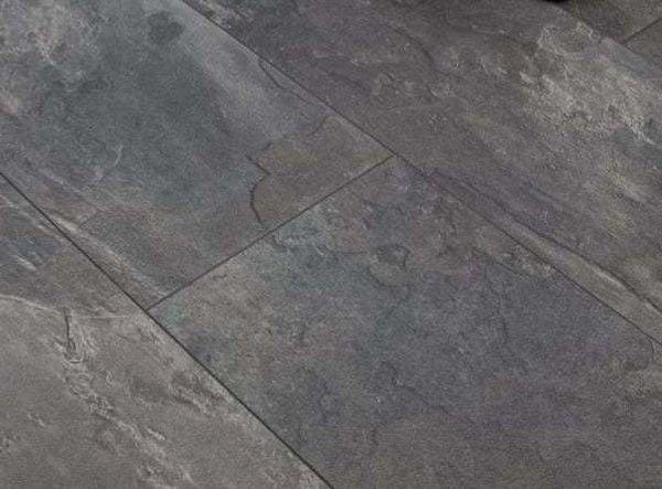classic swedish 8mm dark slate stone tile effect laminate flooring 20 98psqm 1036 82