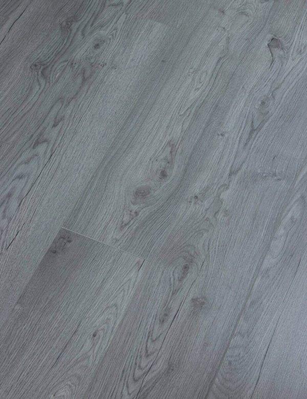 Classic American 7mm Grey Oak Laminate, Blue Gray Laminate Flooring
