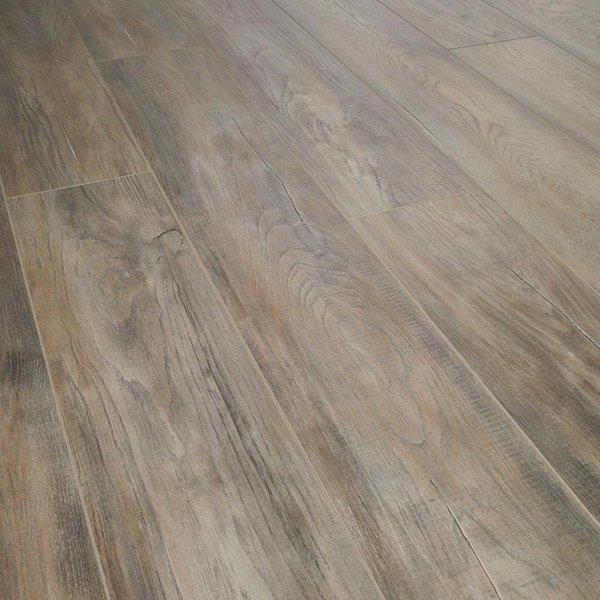 Luxurious Swiss Krono Lifestyle 10mm, Laminate Flooring Aged Oak