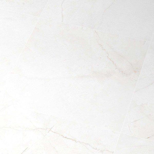 Classic Falquon Flooring Quadro High, White Tile Laminate Flooring